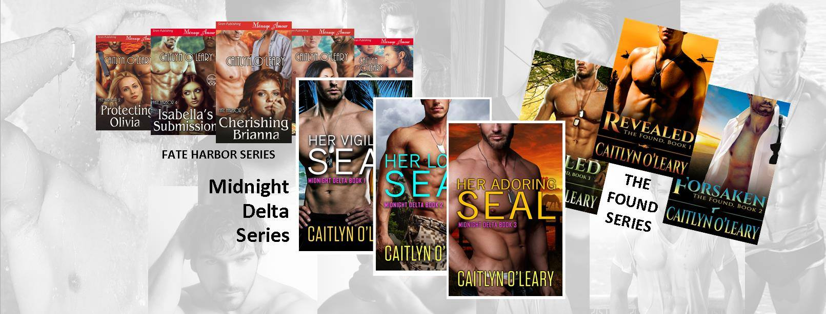 Books by Caitlyn O'Leary