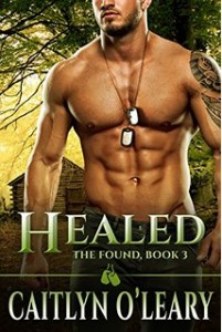 Healed, The Found Book 3