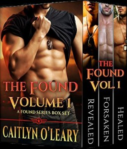 The Found Volume 1 by Caitlyn O'Leary