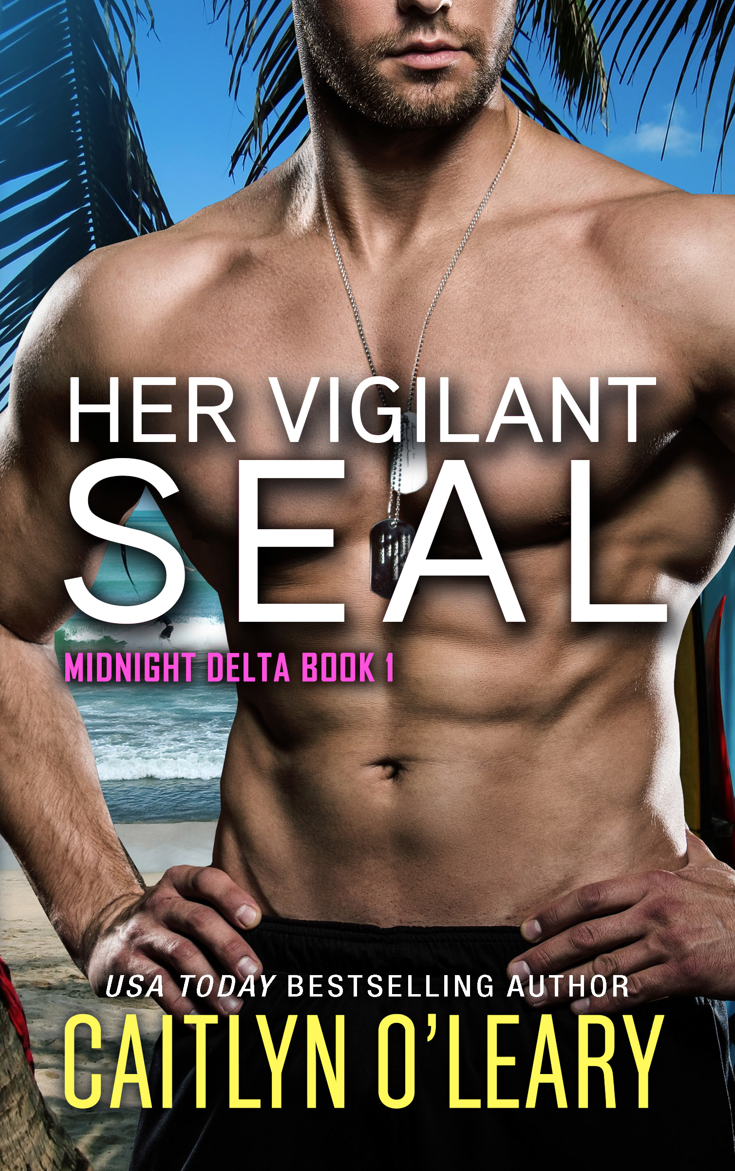 Her Vigilant SEAL (Signed)