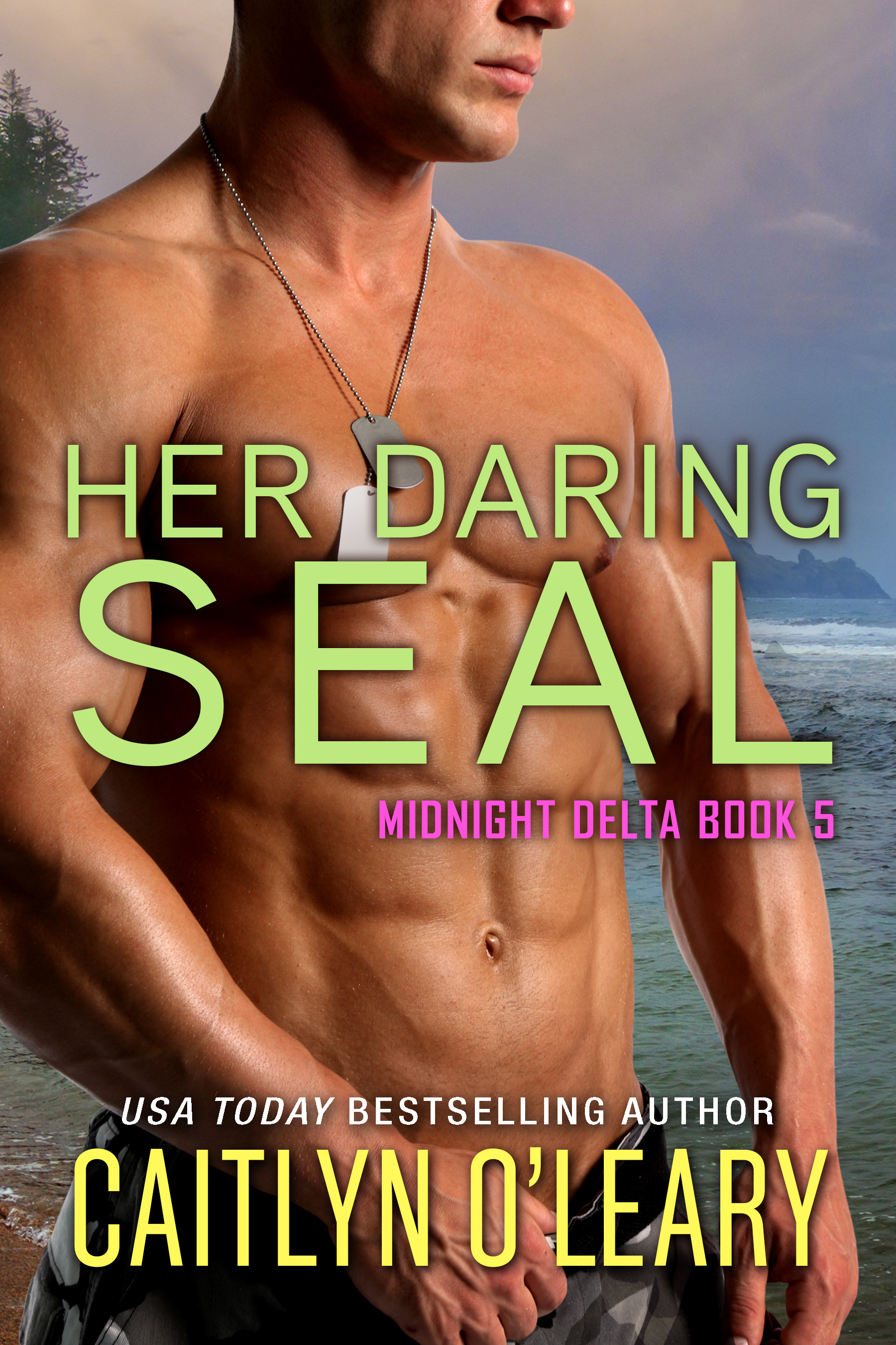 Her Daring SEAL (Signed)