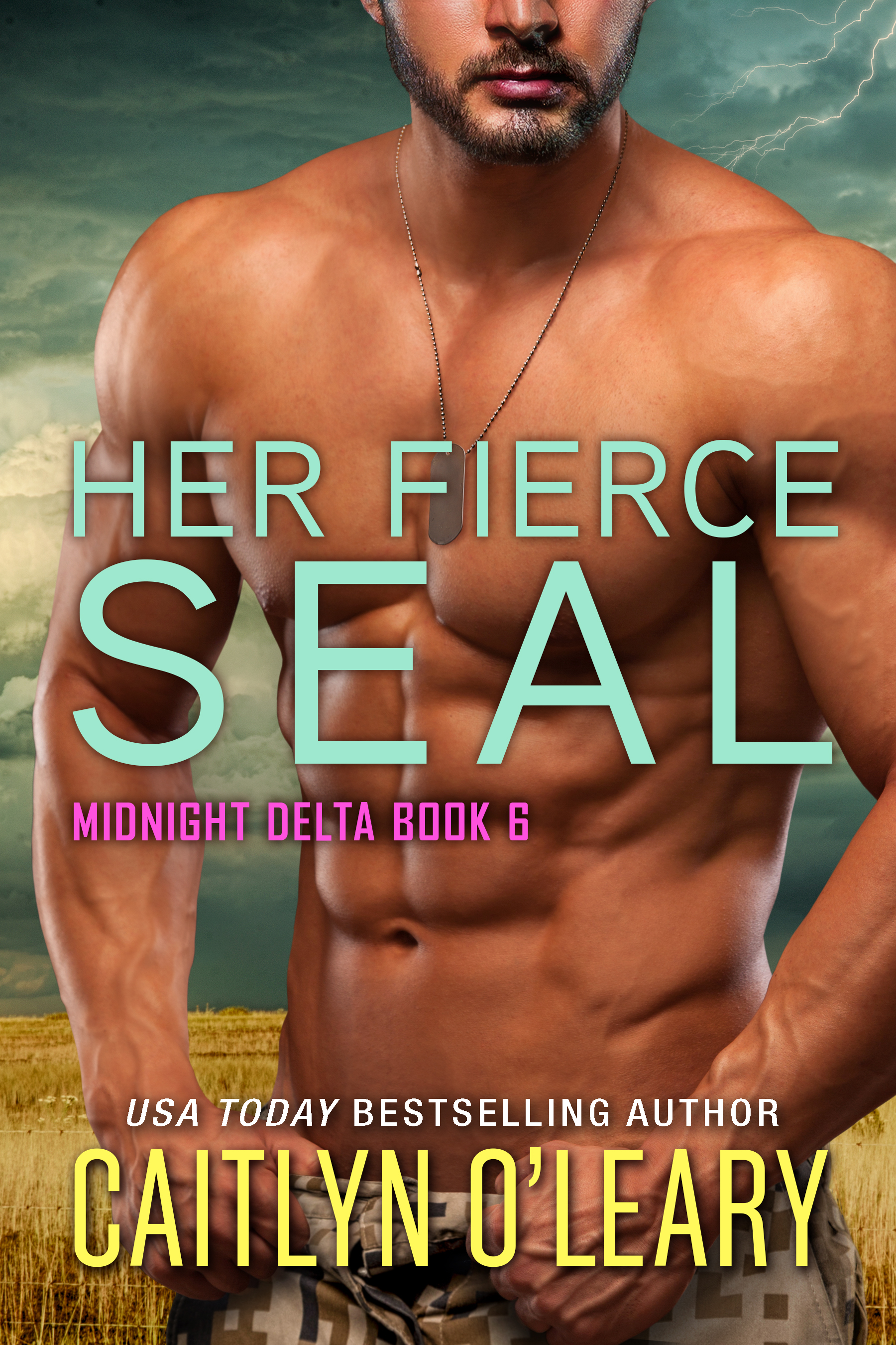 Her Fierce SEAL (Signed)