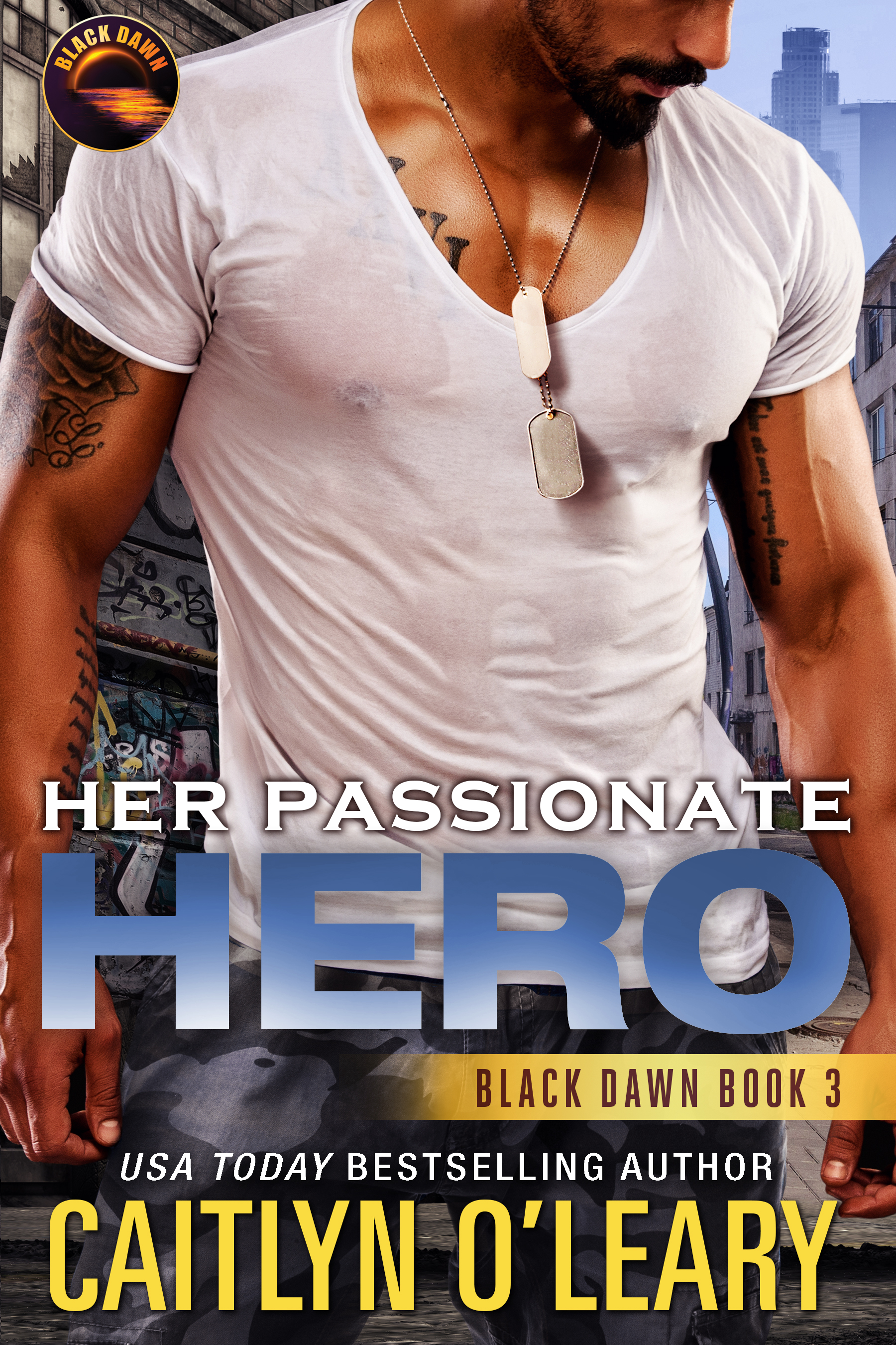 Her Passionate Hero (Signed)
