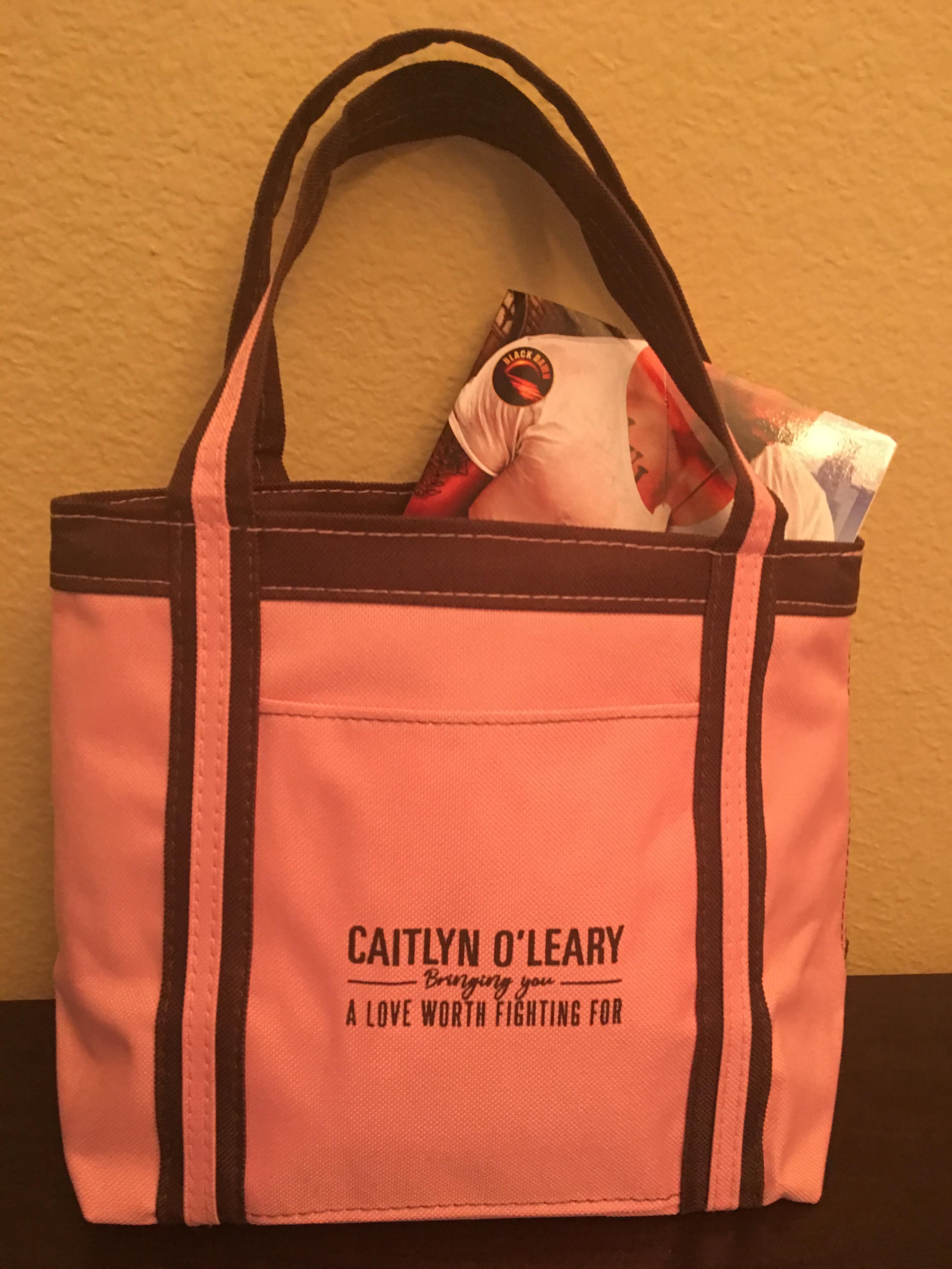 Caitlyn Tote Bag